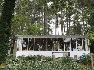 Acworth Single Family Home New: 7370 Galts Ferry Road