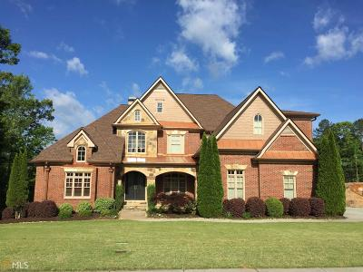 Dacula Single Family Home For Sale: 1627 Water Springs