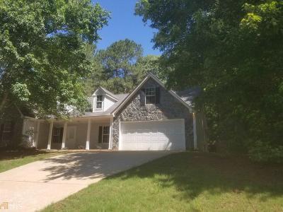 Covington Single Family Home New: 455 Cambridge Way