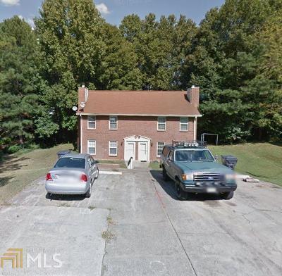 Gwinnett County Multi Family Home New: 435 Holly Ridge Drive NW