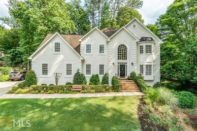 Alpharetta Single Family Home New: 9875 Twingate Drive