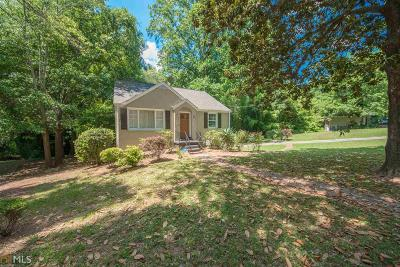 Decatur Single Family Home New: 2081 Tilson