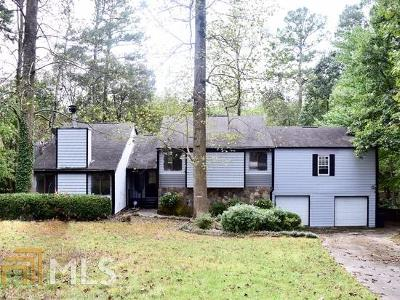 Snellville Single Family Home Under Contract: 1870 Abercorn