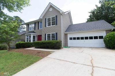 Alpharetta Single Family Home New: 330 Mulberry Manor Ct