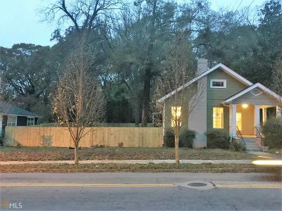 Atlanta Single Family Home New: 399 W Ontario