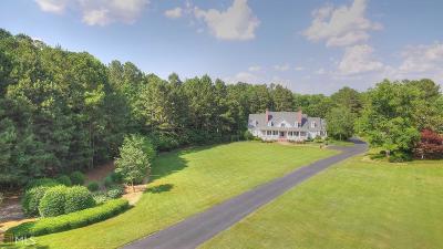 Gwinnett County Single Family Home New: 650 Auburn Rd