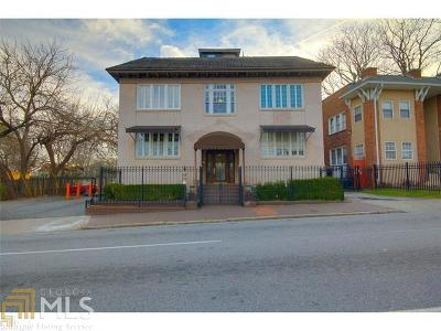 Fulton County Condo/Townhouse New: 673 NE Boulevard #12