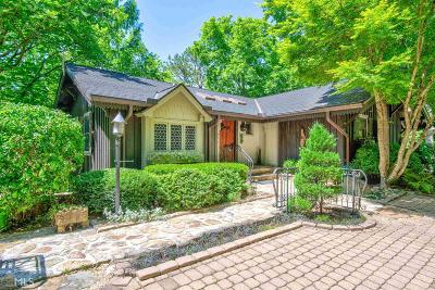 Rabun County Single Family Home New: 354 Collins Lane