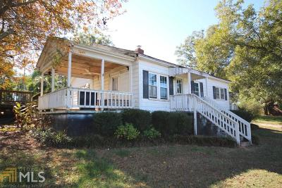 Hart County Single Family Home For Sale: 10715 Royston Hwy Us 29