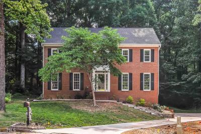 Lawrenceville Single Family Home New: 372 Lombard Dr