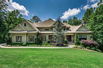 Alpharetta Single Family Home For Sale: 301 Traditions Dr