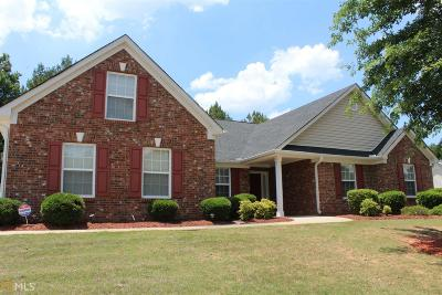 Henry County Single Family Home New: 1114 The By Way