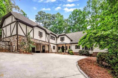 Atlanta Single Family Home New: 4131 NW Conway Valley Rd
