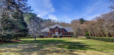 Conyers Single Family Home For Sale: 3360 Glencree