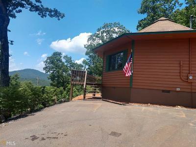 Ellijay Single Family Home For Sale: 106 Beauregards Knob