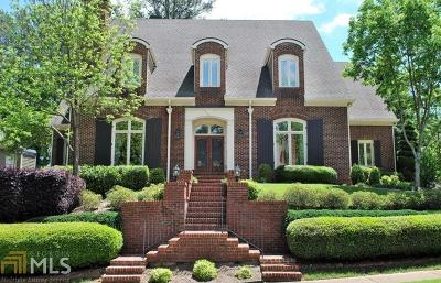 Roswell Single Family Home For Sale: 3306 Chimney