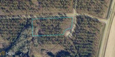 Statesboro Residential Lots & Land For Sale: 105 Hinterland Trl #16