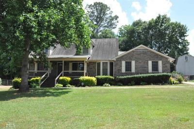 Griffin Single Family Home For Sale: 1506 Crestwood Dr