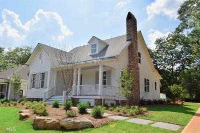 Newnan Single Family Home For Sale: 19 Robinson St
