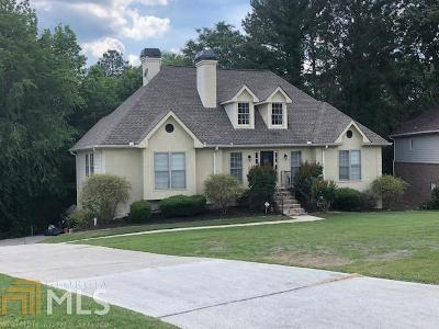 Snellville Single Family Home For Sale: 2891 Overwood