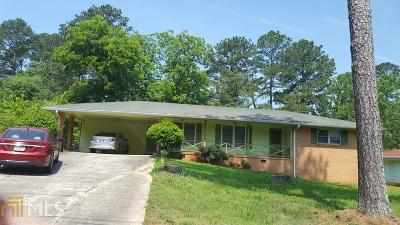 Stone Mountain Single Family Home For Sale: 1020 SE Rays Rd