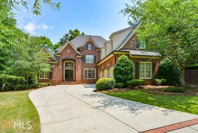 Acworth Single Family Home For Sale: 6146 Talmadge Run