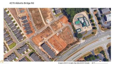 Duluth Residential Lots & Land For Sale: 4278 Abbotts Bridge Rd
