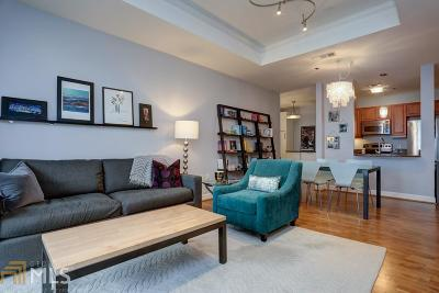 Paces 325 Condo/Townhouse For Sale: 325 E Paces Ferry Rd #603