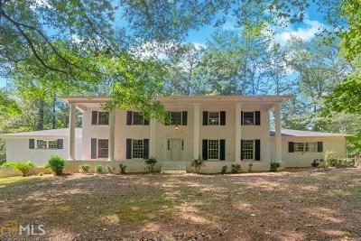Mableton Single Family Home For Sale: 4800 Brookwood Dr