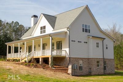 Woodstock Single Family Home For Sale: 121 Gardenia Trl