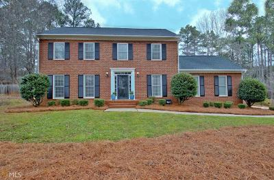 Peachtree City GA Single Family Home For Sale: $444,700