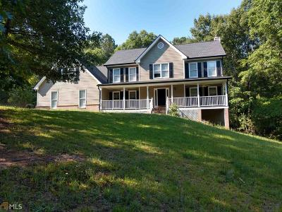 Newton County Single Family Home For Sale: 277 Dover Rd