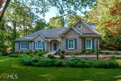 Buford Single Family Home For Sale: 5445 N Richland Creek Rd