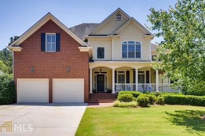 Kennesaw Single Family Home For Sale: 4375 Walnut Creek Dr