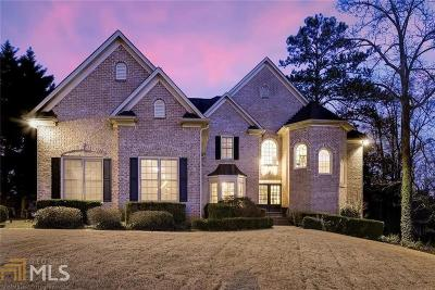 Roswell Single Family Home For Sale: 125 Lynwood Dr