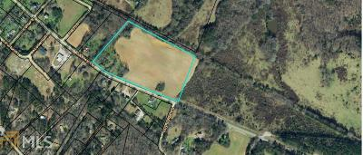 Newton County Residential Lots & Land For Sale: Highway 142 #17 Ac