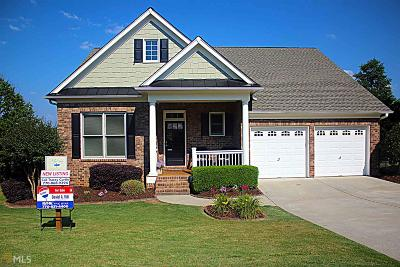 Flowery Branch Single Family Home For Sale: 7928 Benchmark
