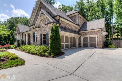 Alpharetta Single Family Home For Sale: 811 Creekside Trl