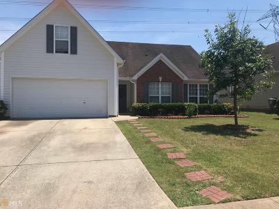 Suwanee Single Family Home For Sale: 498 Lee Miller Dr