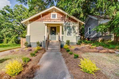 Mozley Park Single Family Home For Sale: 244 SW Laurel Ave