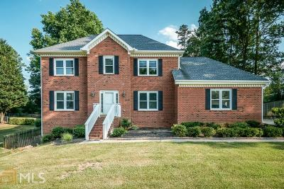 Snellville Single Family Home Under Contract: 1572 Berkshire Farm Dr