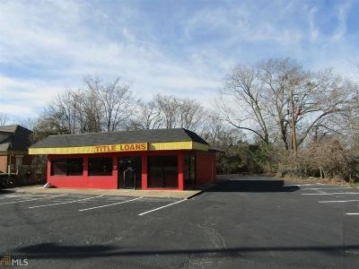 Commercial Lease For Lease: 1077 West Ave