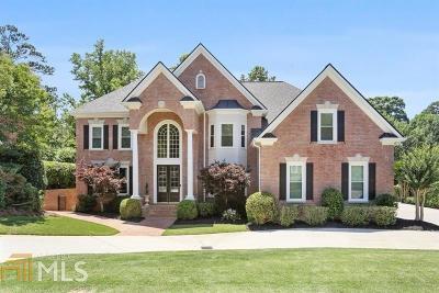 Alpharetta Single Family Home For Sale: 10490 Stanyan St