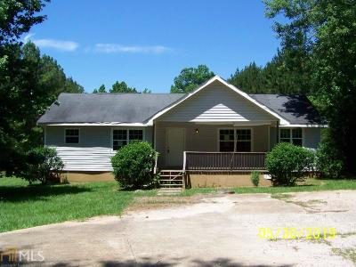 West Point Single Family Home For Sale: 250 Jarrell Hogg Rd #TR3