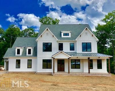 Milton Single Family Home For Sale: 15795 Bon Endriot Dr