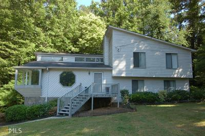 Snellville Single Family Home For Sale: 3342 Crossing Dr