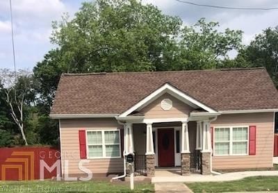 Lithonia Single Family Home For Sale: 3040 Stone Mountain St