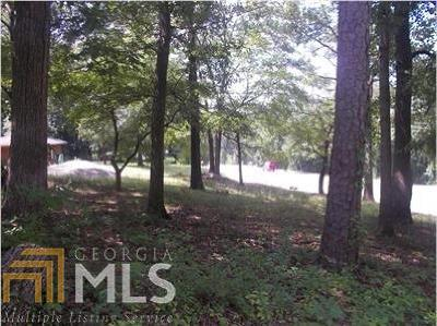 Decatur Residential Lots & Land For Sale: 4435 Flat Shoals Pkwy