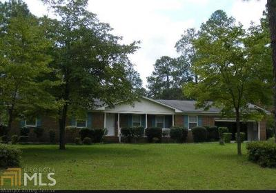 Statesboro Single Family Home For Sale: 109 Teressa Dr