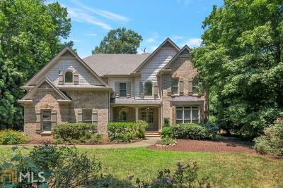 Woodstock Single Family Home For Sale: 3006 Trickum Dr